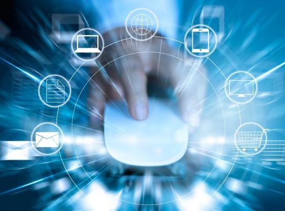 Gängige Online-Dienste